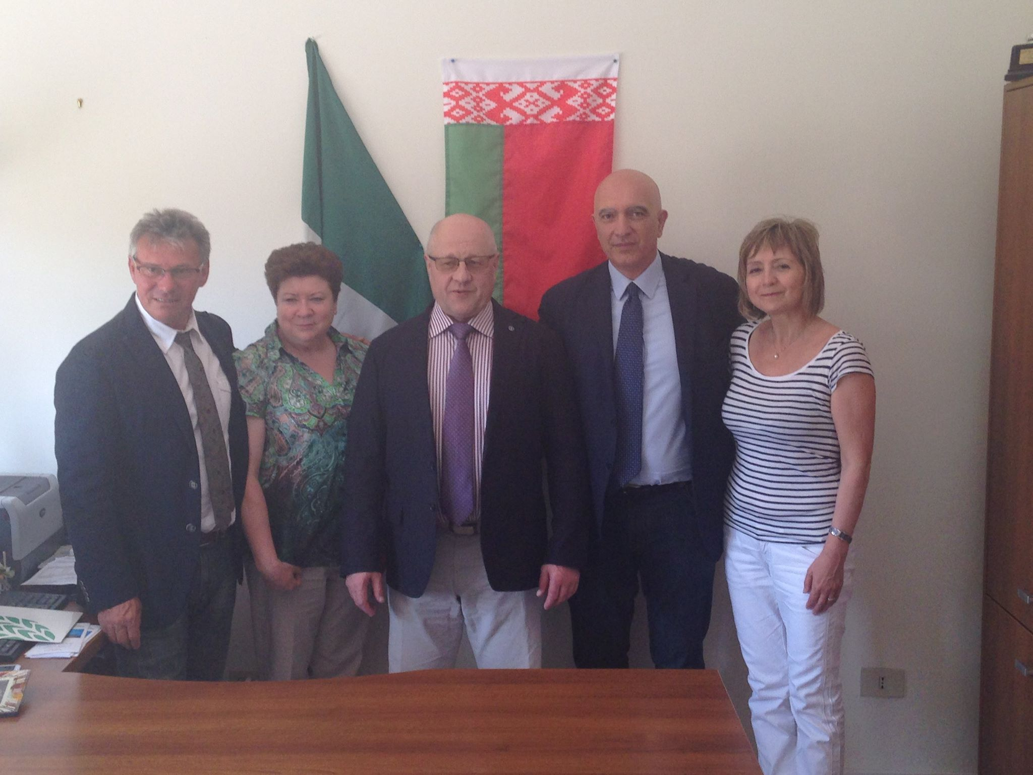 Nasce una rete a favore dei minori bielorussi