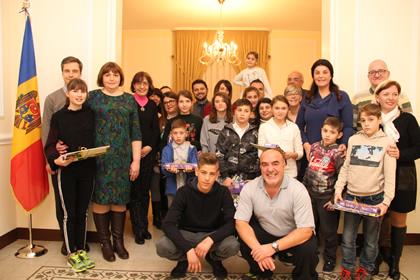 25° dei rapporti diplomatici moldo-italiani