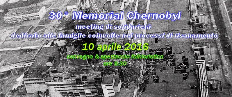 30° Memorial Chernobyl