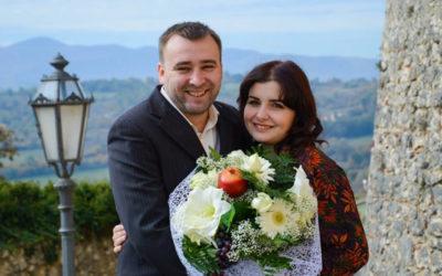 Silvia e Vitali #ritrovarsi